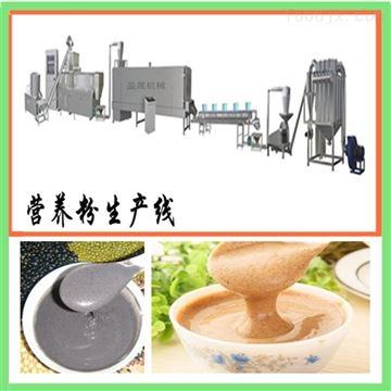 YS70-II婴儿米粉固体饮料生产线