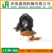 TSE-70多用途宠物食品加工生产线