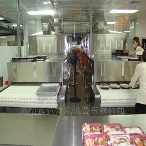 学校食堂盒饭微波加热设备