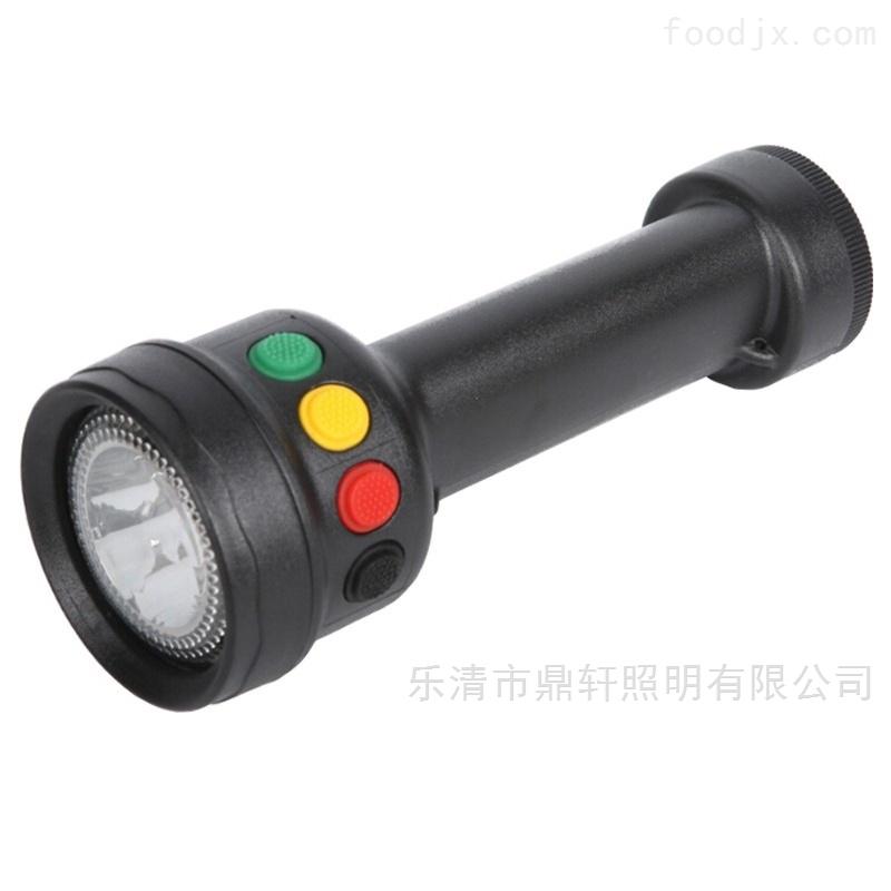 鼎轩LED四色信号灯红黄绿白四色光一体式