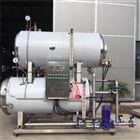 900板栗灭菌设备 水浴式高温高压杀菌锅