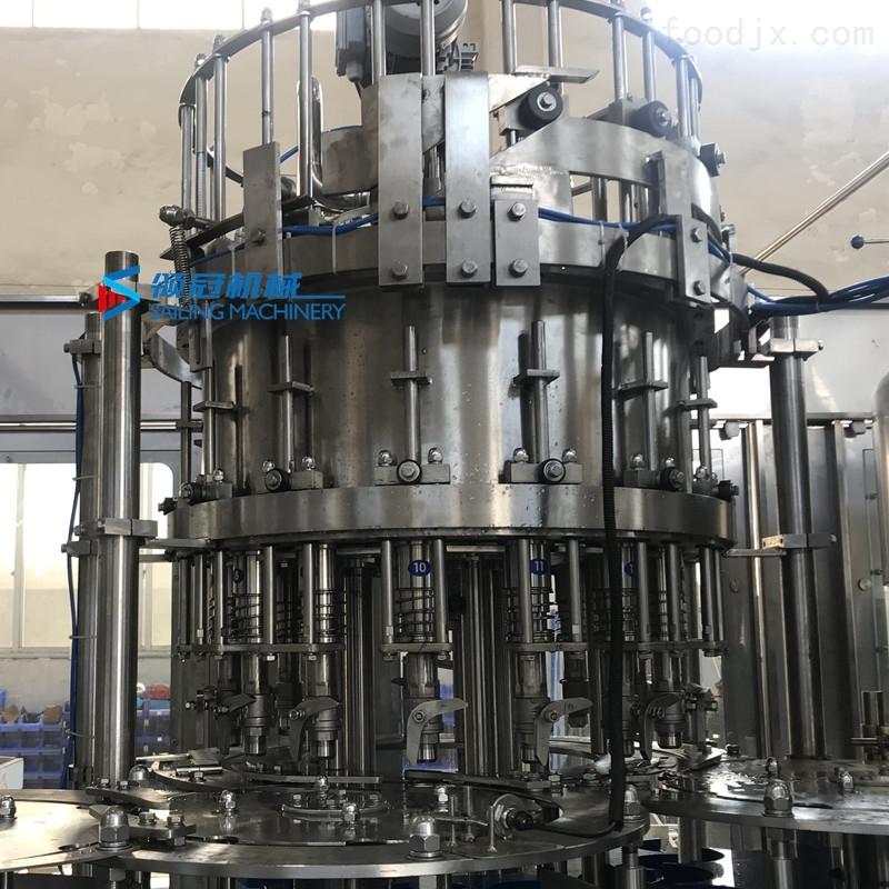 大型瓶装水灌装生产线