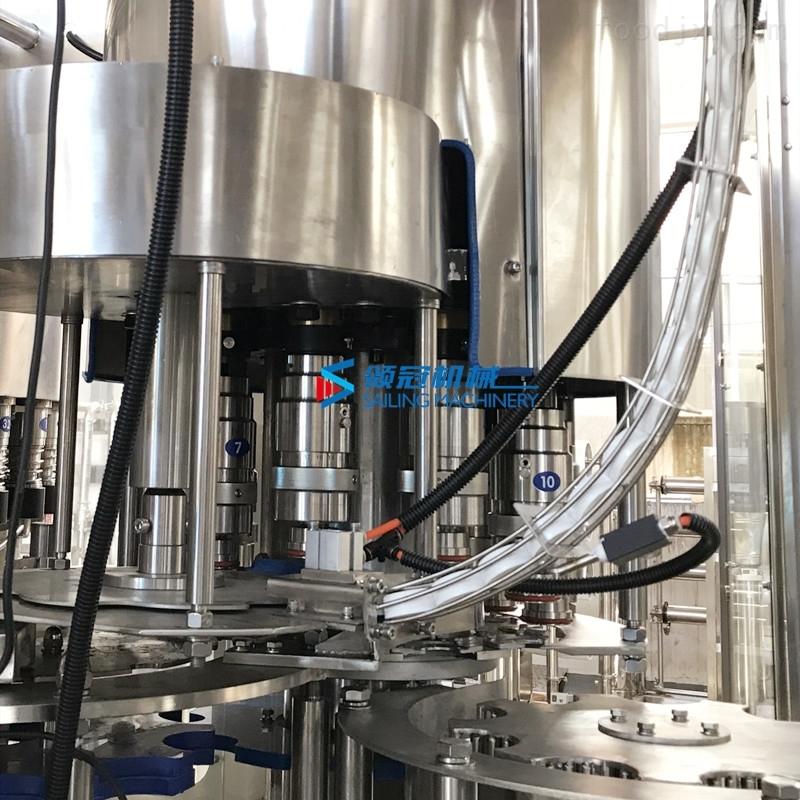 瓶裝裝水自動生產線