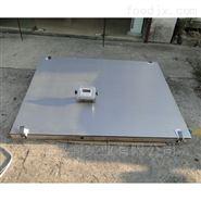 5噸防水電子地磅秤 5t不銹鋼平臺電子秤