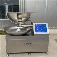 zb-125供应大型号卤肉罐头肉料斩拌机