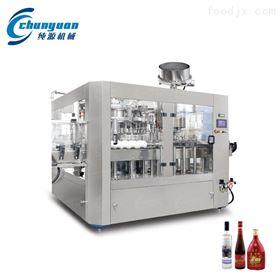 全自动瓶装白酒灌装机