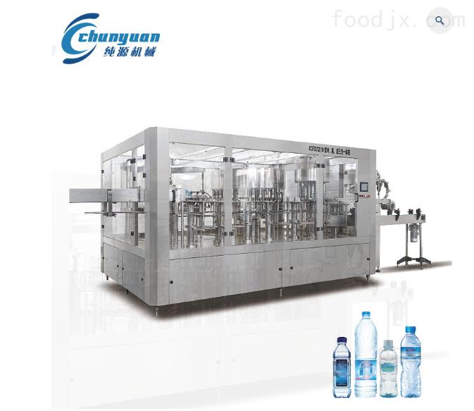 矿泉水饮料机械