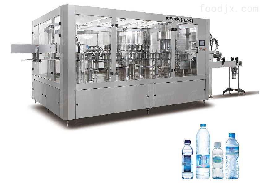 矿泉水灌装饮料机械