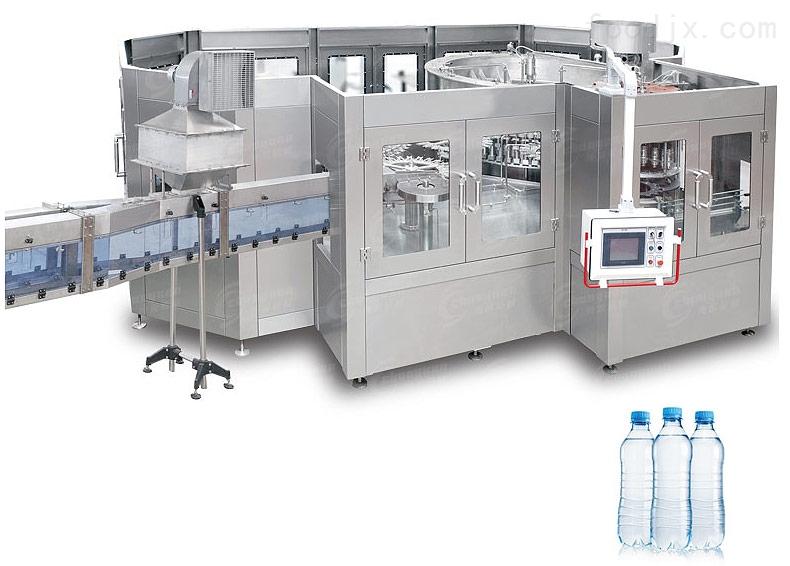 植物蛋白饮料全自动灌装机器