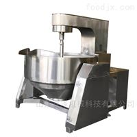 100L电加热香菇酱搅拌炒夹层锅
