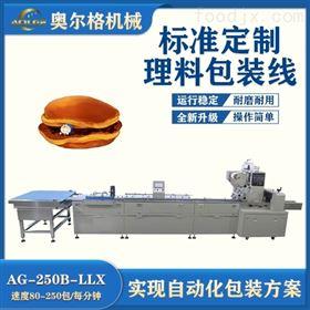 标准定制全自动理料线包装机