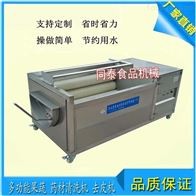 TQX-1000全自動山藥清洗機芋頭清洗去皮設備