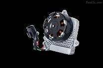 无刷直流电子扇用电机QFW300