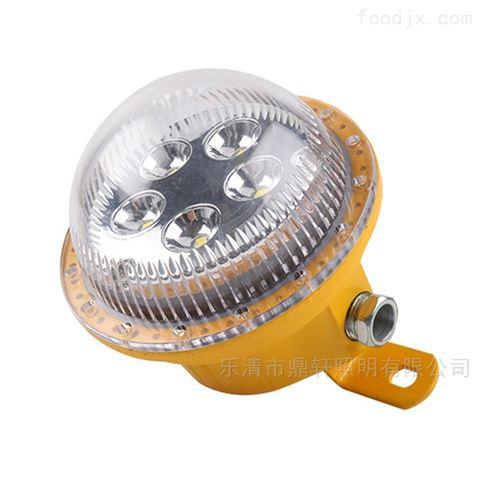 鼎軒照明油庫加油站LED防爆燈5W吸頂燈安裝