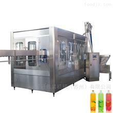 果汁含气饮料灌装机