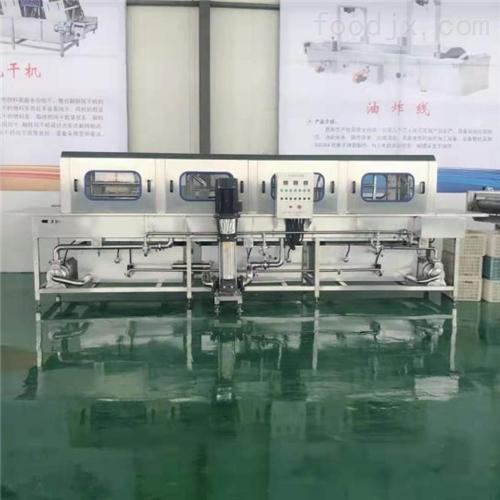生产不锈钢洗筐机设备