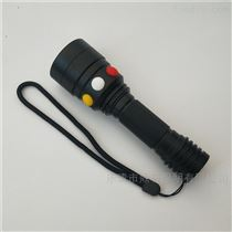 ST5021手持铁路信号灯铝合金壳体3W磁力吸附红黄白