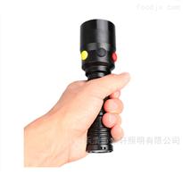 YQ320鼎轩照明信号灯三色红黄白绿铁路电筒带磁铁