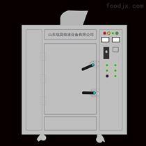 RC-24KW转盘式24组黄粉虫微波烤箱烘干机
