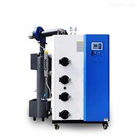 100kg燃油气蒸汽发生器 立式生物质蒸汽锅炉