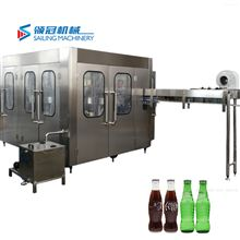 可乐雪碧碳酸饮料灌装机