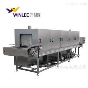 WLYXX-6000不锈钢周转筐洗筐机托盘清洗机