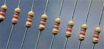 碳薄膜电阻器的常用阻值规格5Ω、10MΩ