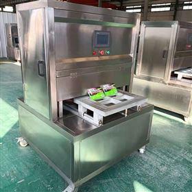 能量纤麦香脆威化饼盒式真空气调包装机