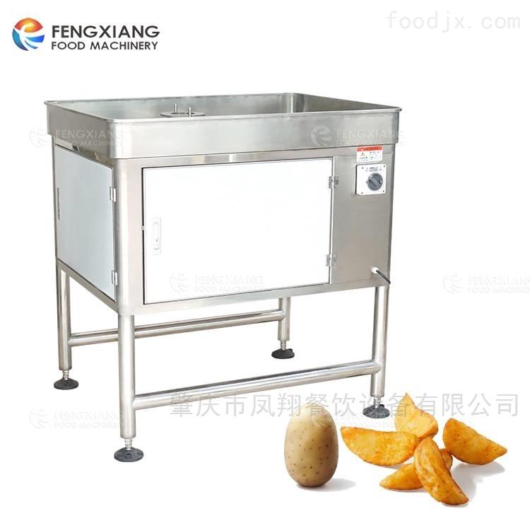 果蔬自动分开瓣土豆青瓜茄瓜直立切菜机