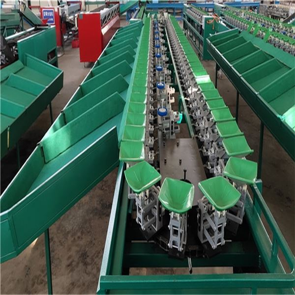 红薯重量分选设备地瓜分级种类多价格低