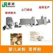 TSE65即食粗粮营养粉挤出机设备供应厂家