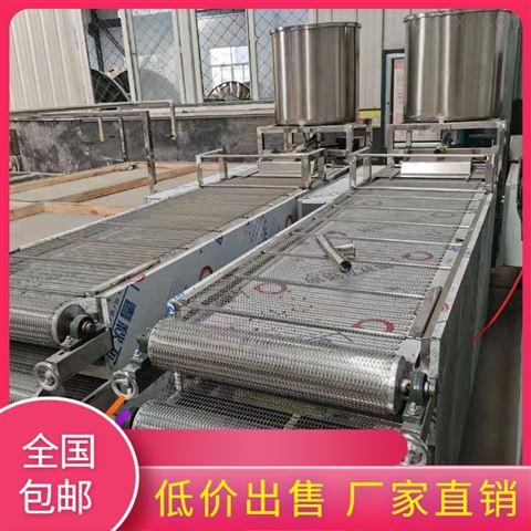 大型数控豆腐皮机生产速度快