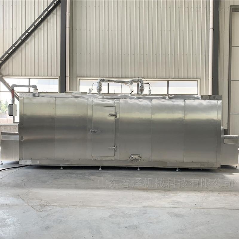 隧道式速冻机  整鸭速冻设备