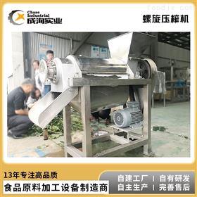 CXL-YZ* 柠檬橙子螺旋压榨机 渣汁分离设备