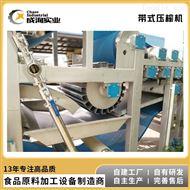 CXL-YZ果蔬破碎打浆系统 带式压榨机 原汁加工设备