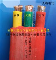 硅橡胶扁电缆YF46GRB安徽天缆供应