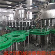 玻璃瓶灌装机生产线
