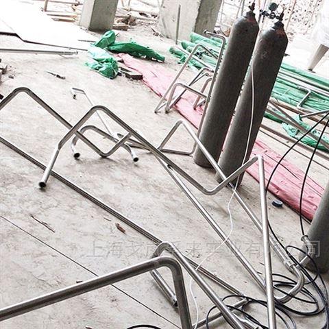 全位置不锈钢管道安装施工自动氩弧焊接机