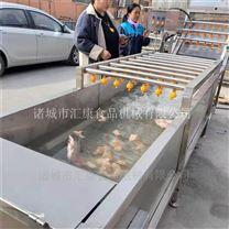 猪蹄冻肉盘产品解冻流水线