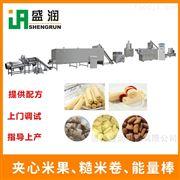 TSE65多种膨化休闲零食产品生产膨化机