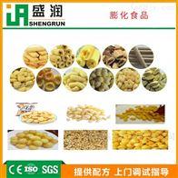 TSE70膨化玉米球休闲食品生产线