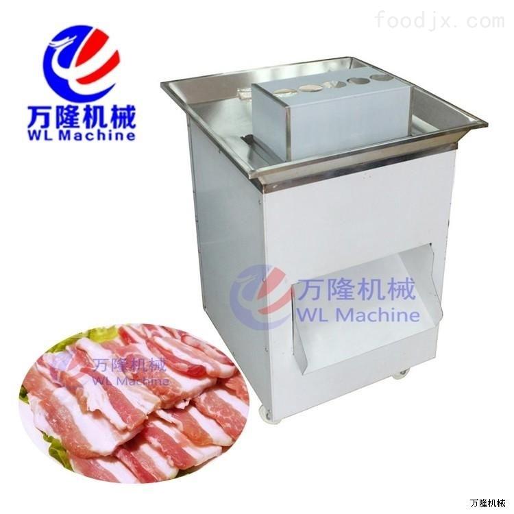 加大型立式切肉机