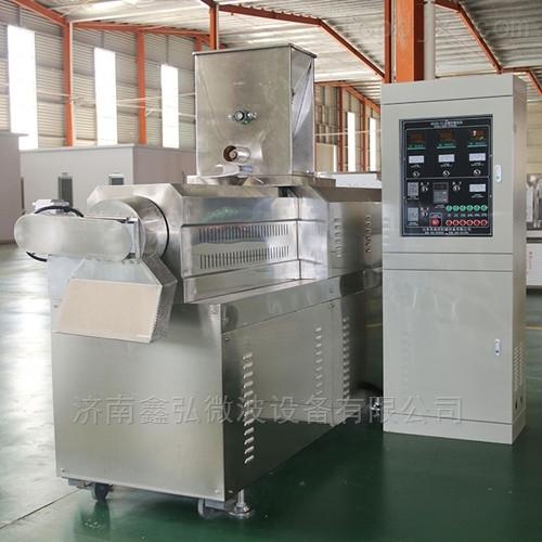 代餐粉膨化机生产线