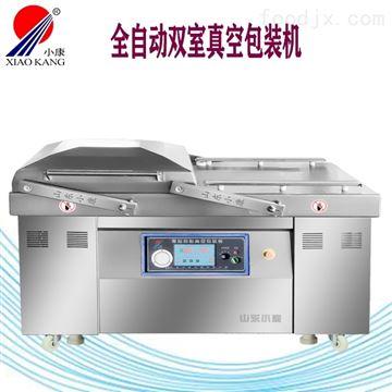 DZ-800/2S泡椒山野菜全自动真空包装机