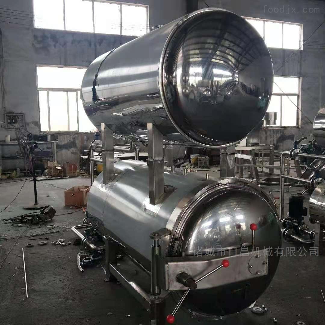 杀菌锅生产厂家直供高温高压杀菌设备