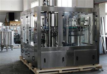 CGF型全自动不锈钢小瓶碳酸饮料灌装生产线