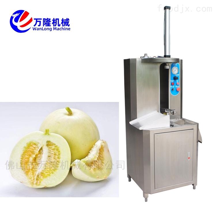 热销型厂家供应柚子削皮机西瓜去皮机