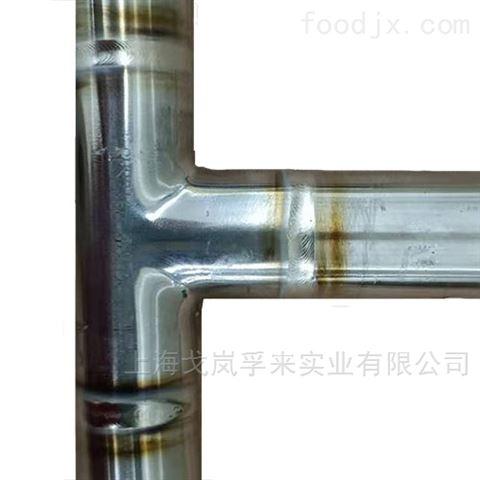 小型野外管管对接自动焊机不锈钢管焊接机