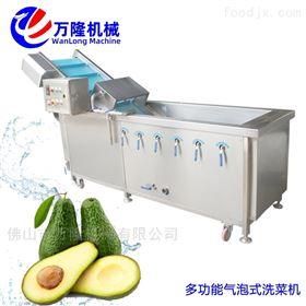 XC-2000机械厂提供生产鱿鱼洗菜机