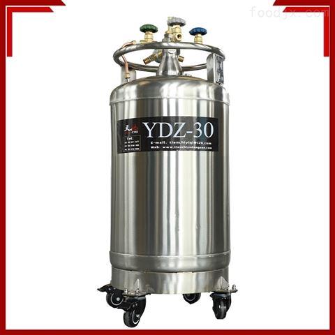 克孜勒苏自增压液氮罐天驰YDZ-30